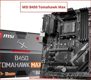AM4 Motherboard ryzen 5 3600 MSI B450 TOMAHAWK MAX