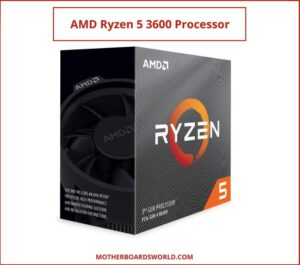 AMD Ryzen 5 3600 best CPU for gaming and productivity 2021