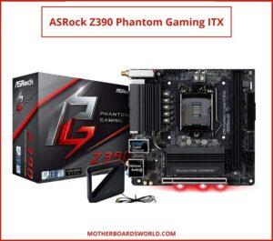 ASRock Z390 Phantom Gaming ITX good motherboard for i9 9900k