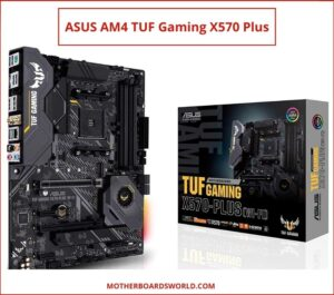 ASUS AM4 TUF Gaming X570-Plus motherboard