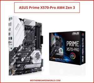 ASUS Prime X570-Pro motherboard