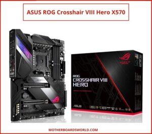 ASUS ROG Crosshair VIII Hero X570
