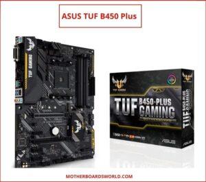 ASUS TUF B450 Plus