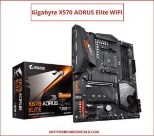 Gigabyte X570 AORUS Elite WIFI
