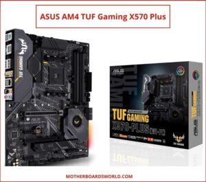 best gaming mobo ryzen 5 3600 ASUS AM4 TUF Gaming X570 Plus
