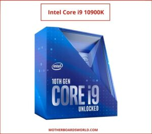 best gaming processor 2021 Intel Core i9 10900K