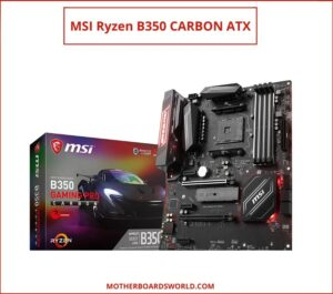 best motherboard for amd ryzen 5 1600